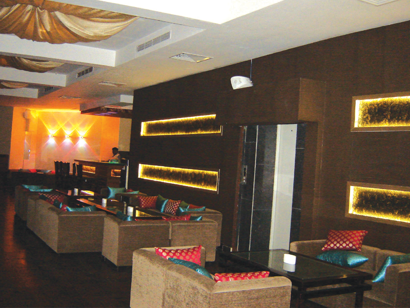 Aura Lounge Bar